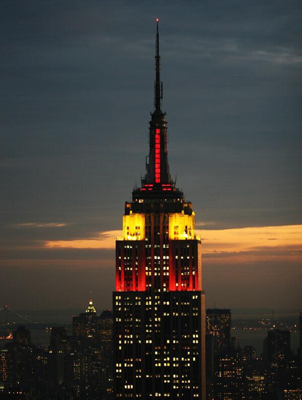 Tom Hanks Meg Ryan Empire State Building