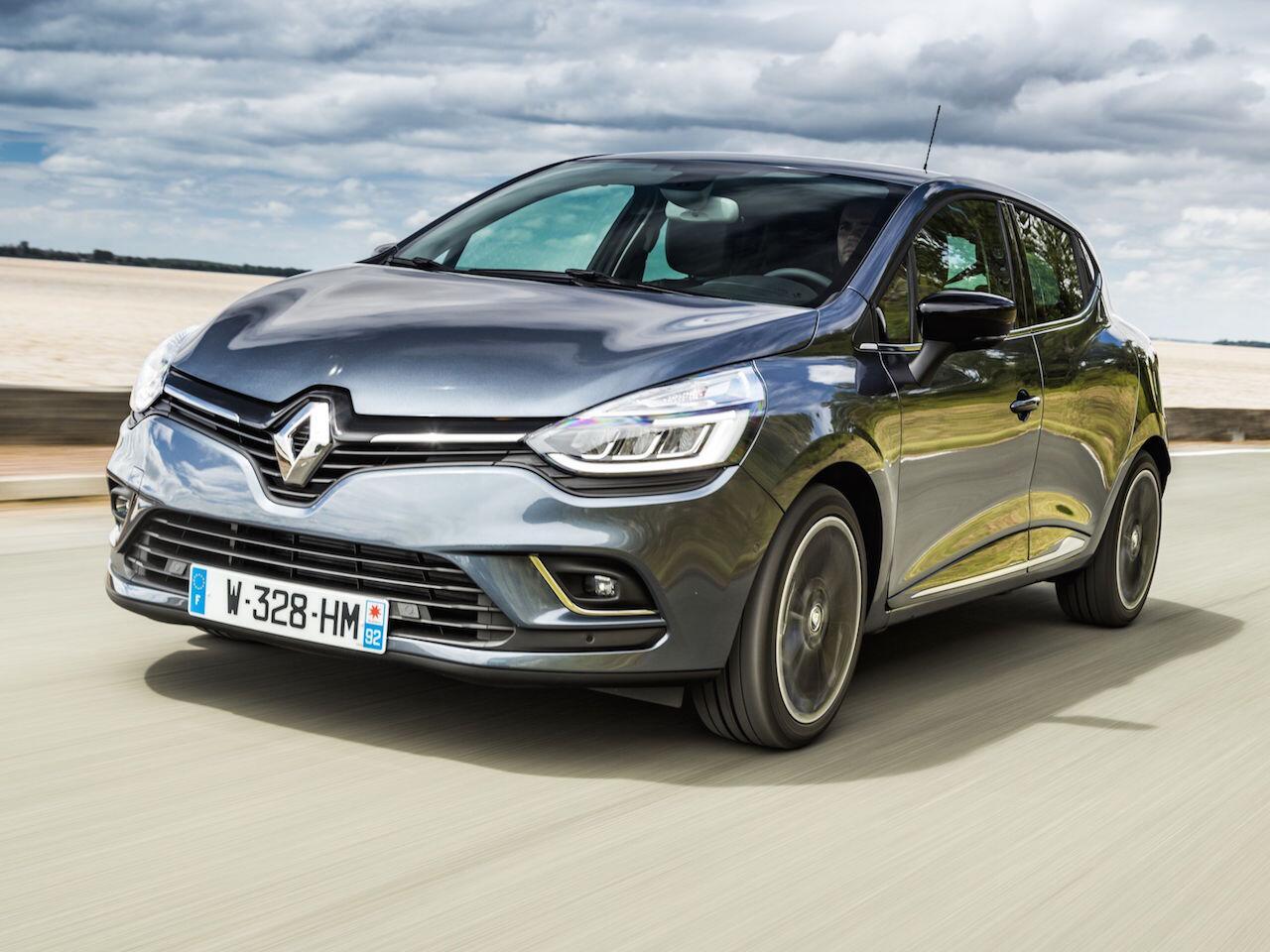 Bild zu Renault Clio