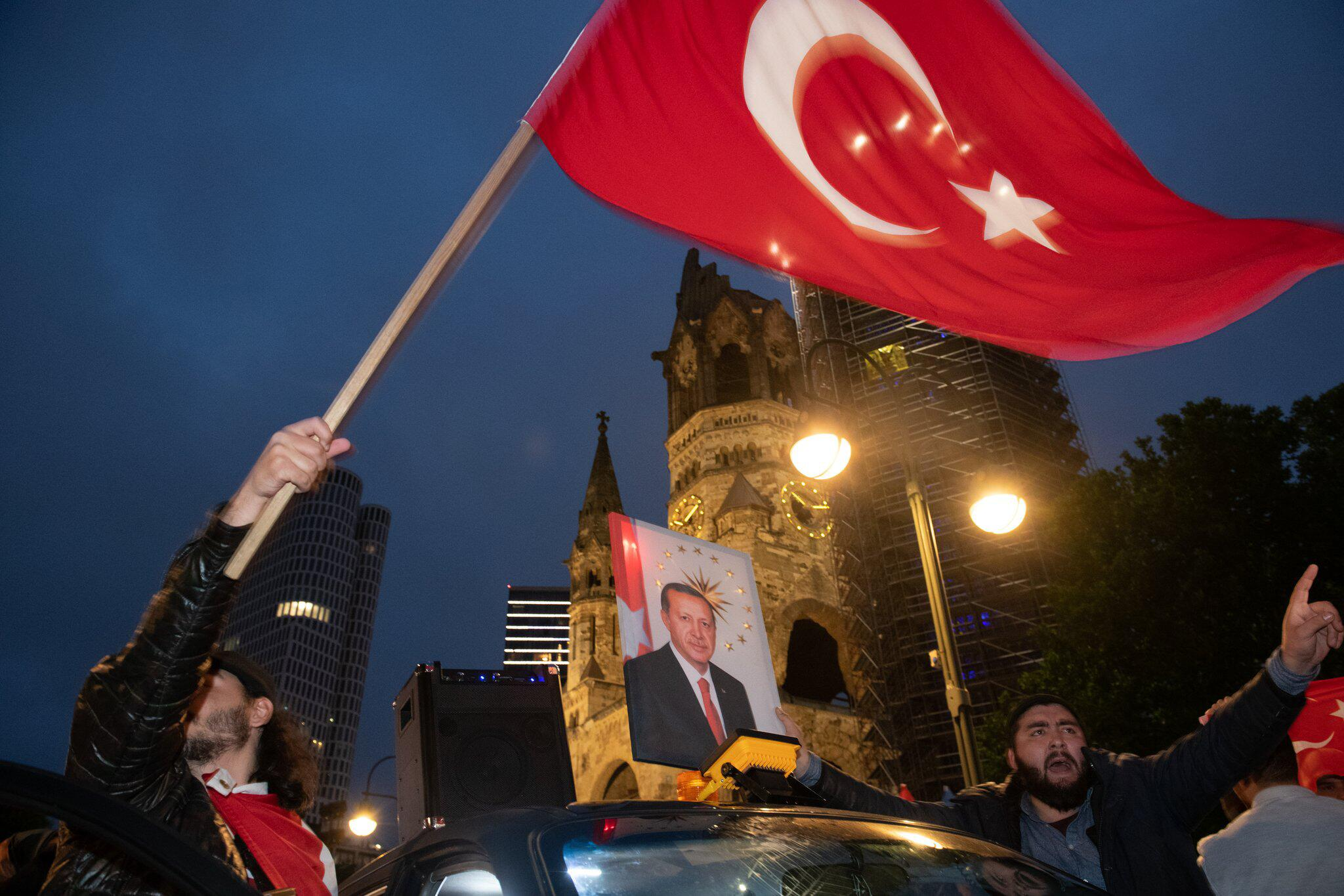 Bild zu Reaktionen auf Wahlen in der Türkei