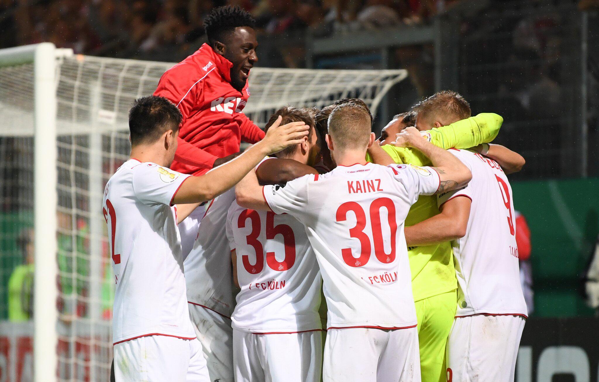 Bild zu SV Wehen Wiesbaden - 1. FC Köln