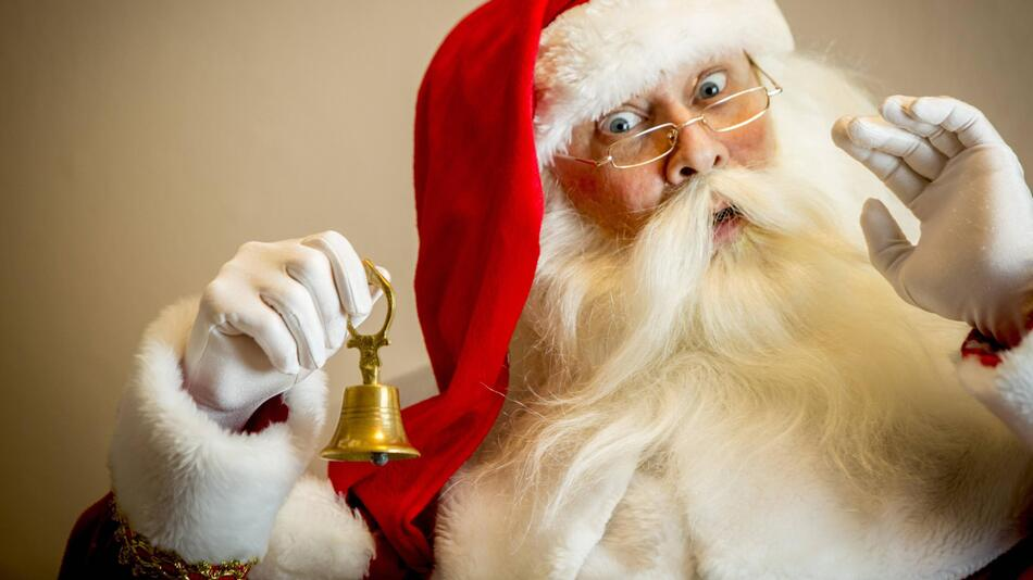 Weihnachtsmann (Symbolbild)
