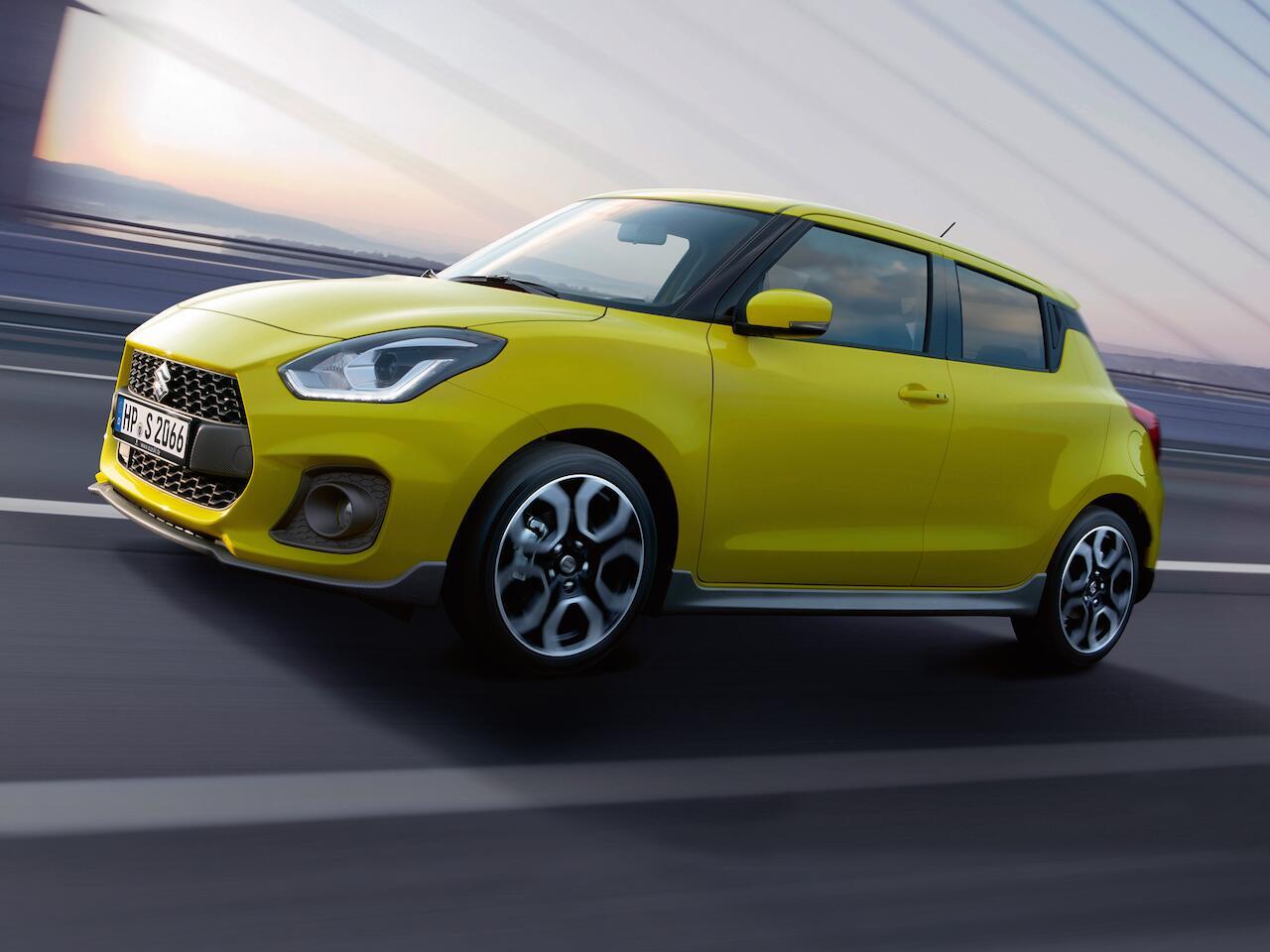 Bild zu Suzuki Swift Sport