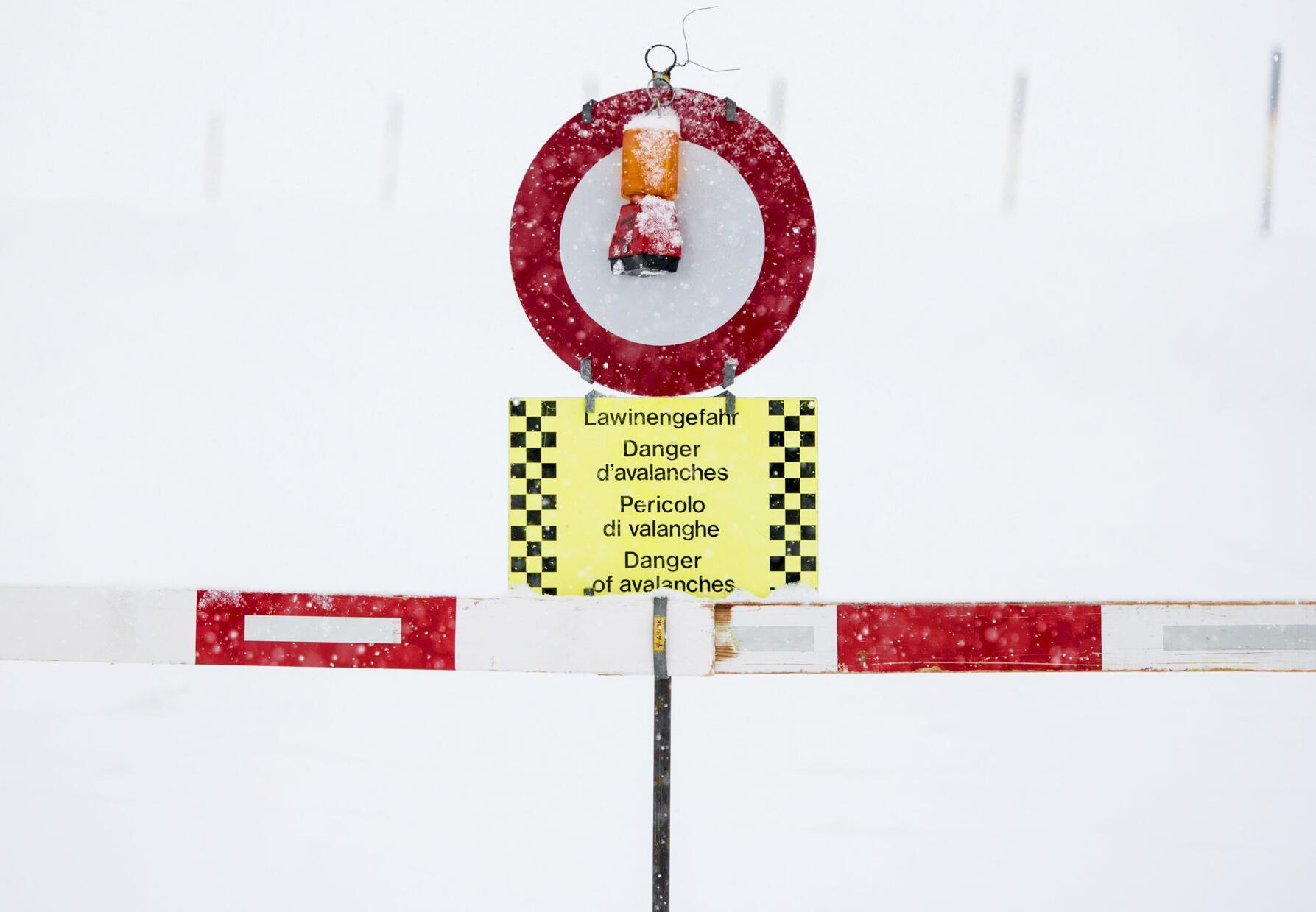 Bild zu Winter in der Schweiz