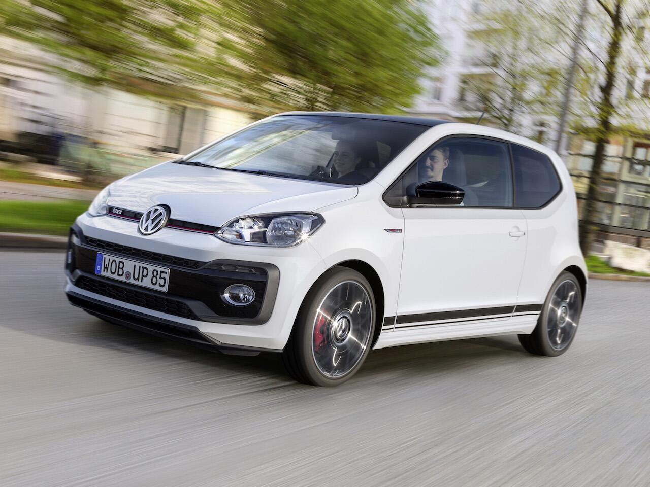 Bild zu Volkswagen Up GTI