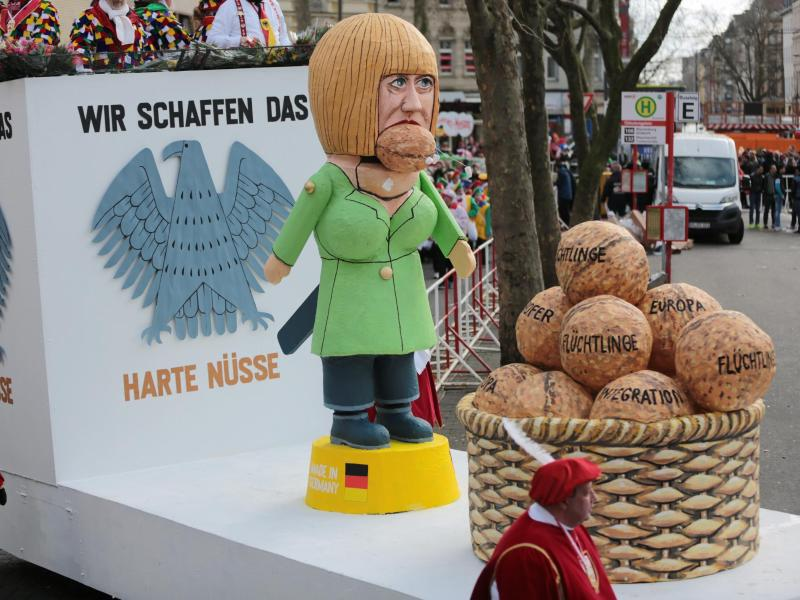 Bild zu Rosenmontag in Köln