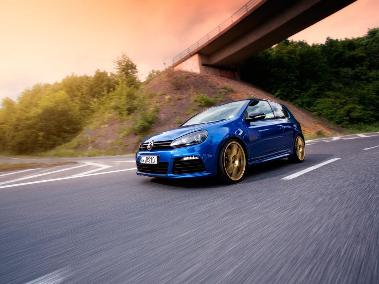 Bild zu VW Golf 6 R bekommt ein Leistungs-Update von Alpha-N Performance
