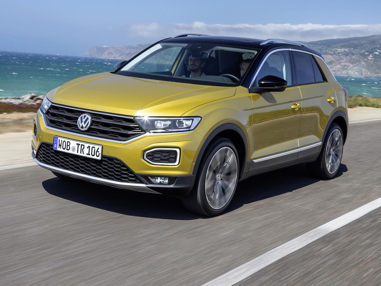 Bild zu Volkswagen T-Roc