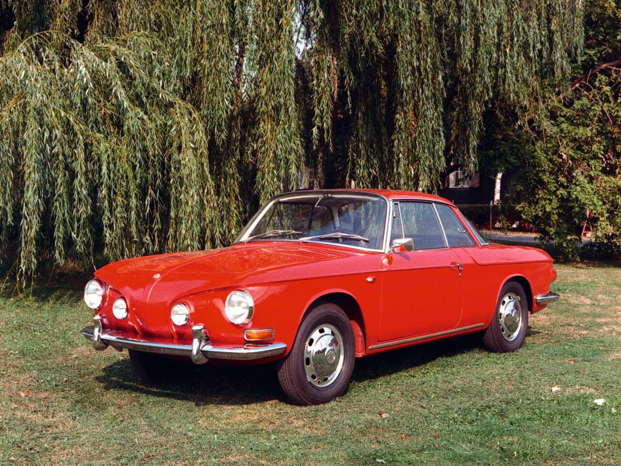 Bild zu VW Karmann Ghia Coupé von 1969