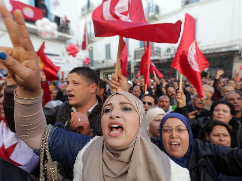 Bild zu Studie zu Jugend im Nahen Osten