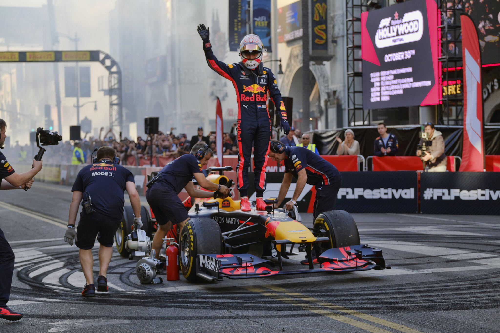 Bild zu Vor dem Grand Prix der USA