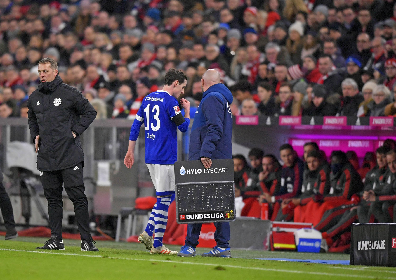 Bild zu Fußball, Bundesliga, Schalke, Bayern, FCB, München