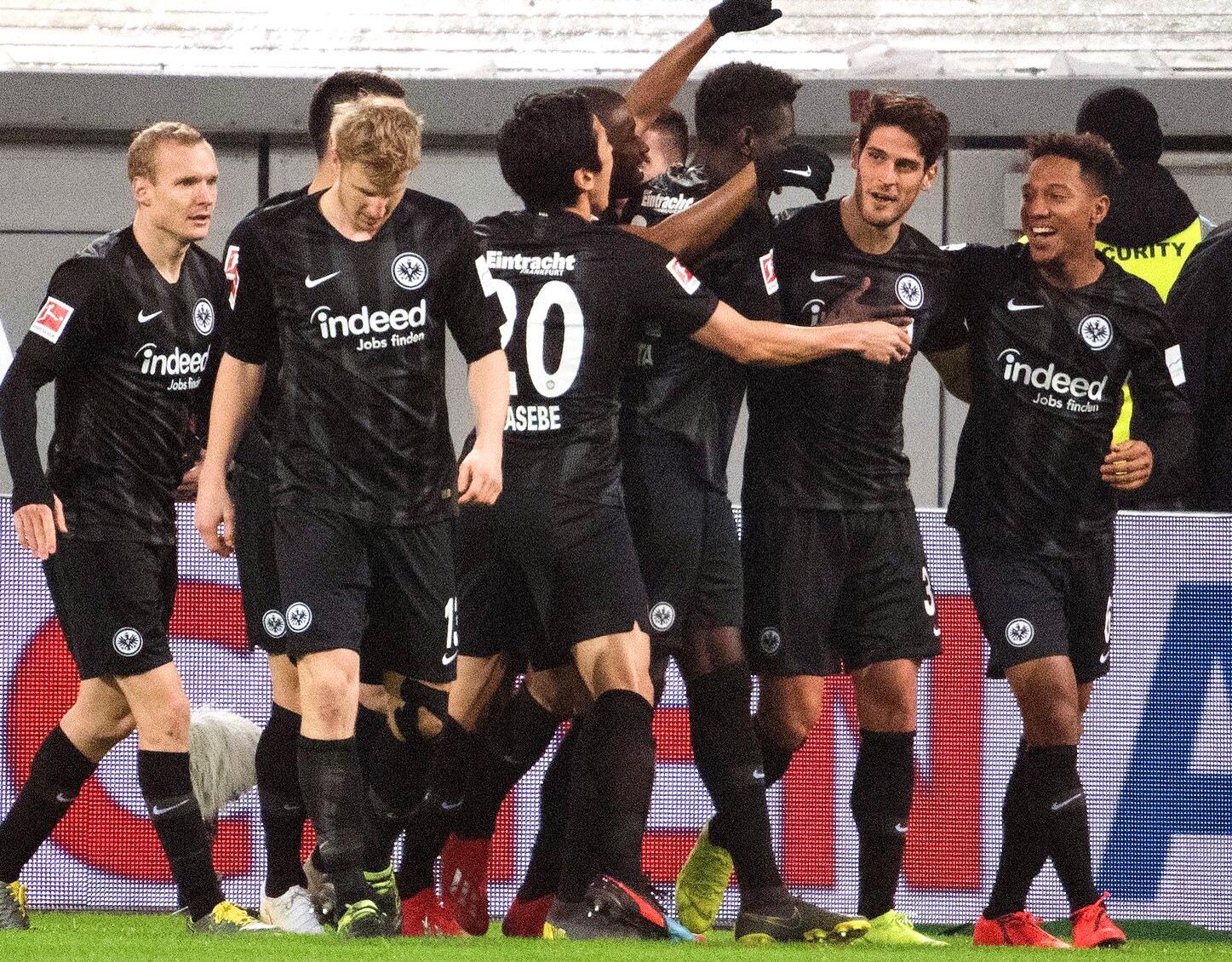 Bild zu Fortuna Düsseldorf - Eintracht Frankfurt