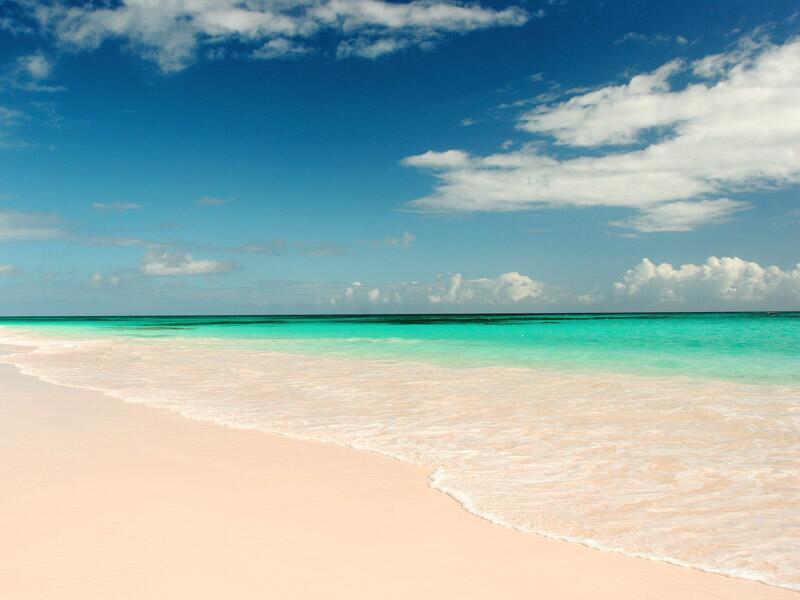 Bild zu Pink Sands Beach, Harbour Island, Bahamas