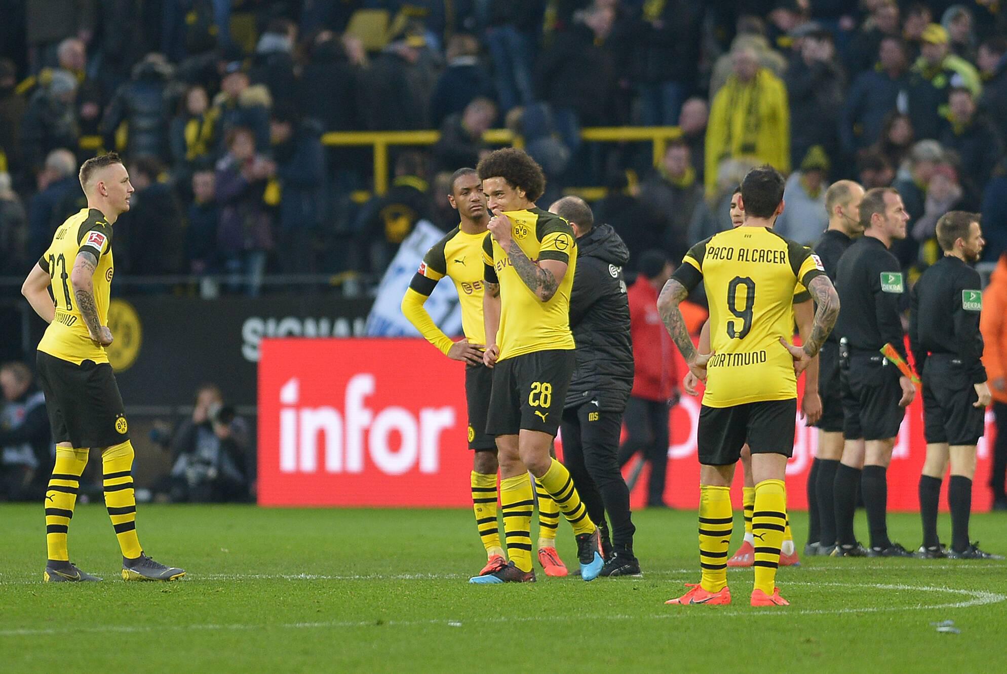 Bild zu Fußball, Bundesliga, BVB, Dortmund, Borussia, Hoffenheim