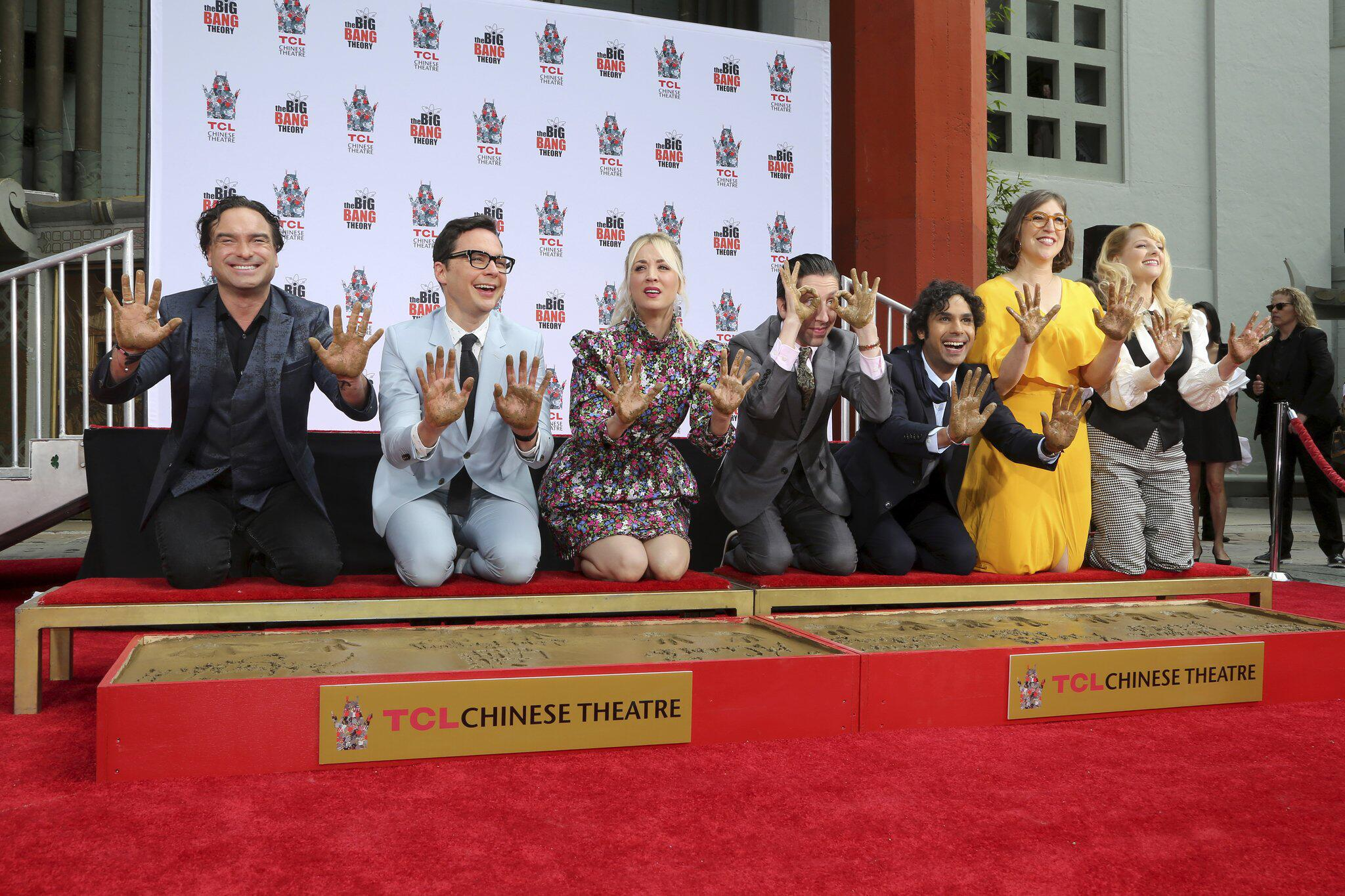 Bild zu Letzte Folge «The Big Bang Theory»