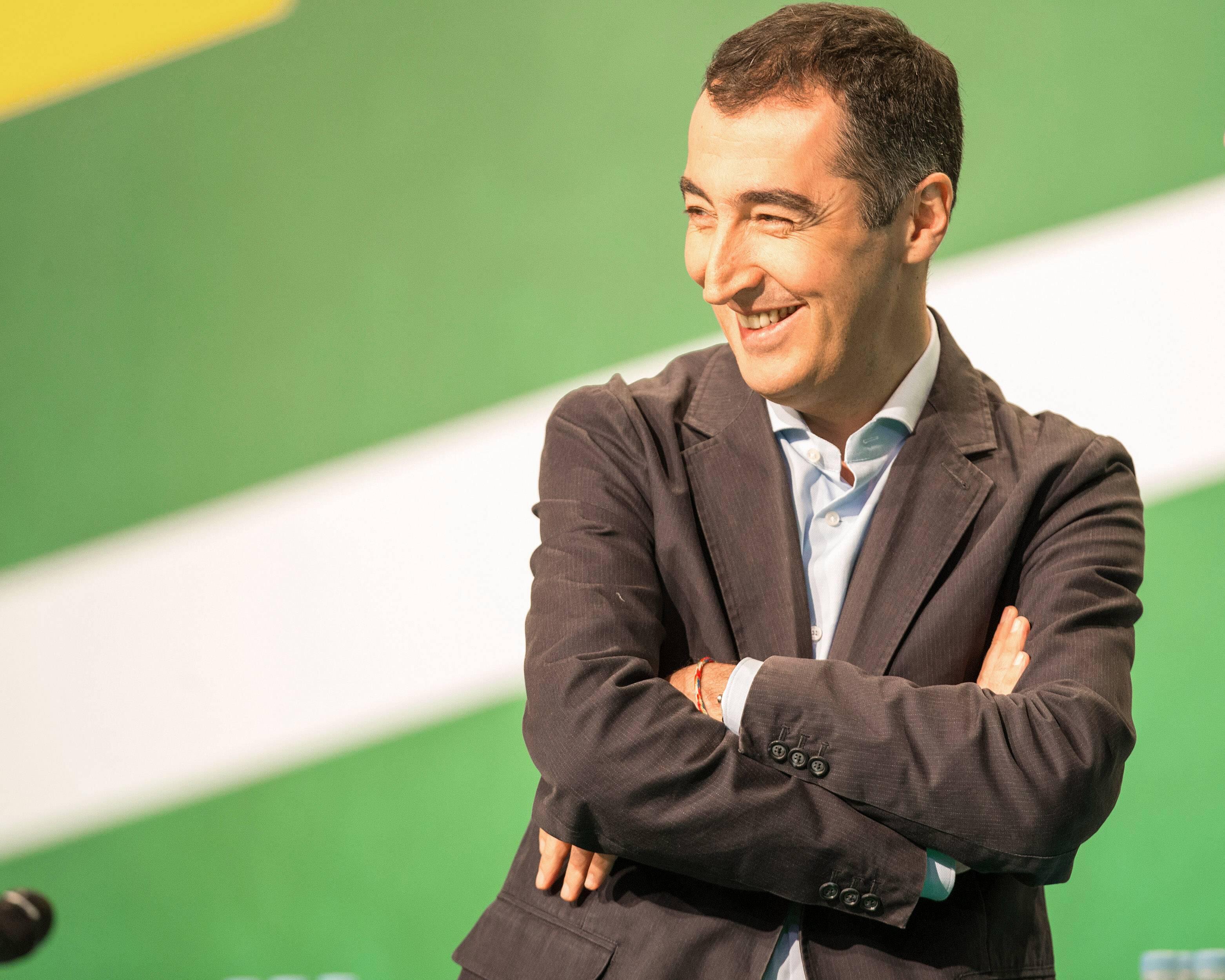 Bild zu Cem Özdemir, Bundestagswahl 2017, Grüne
