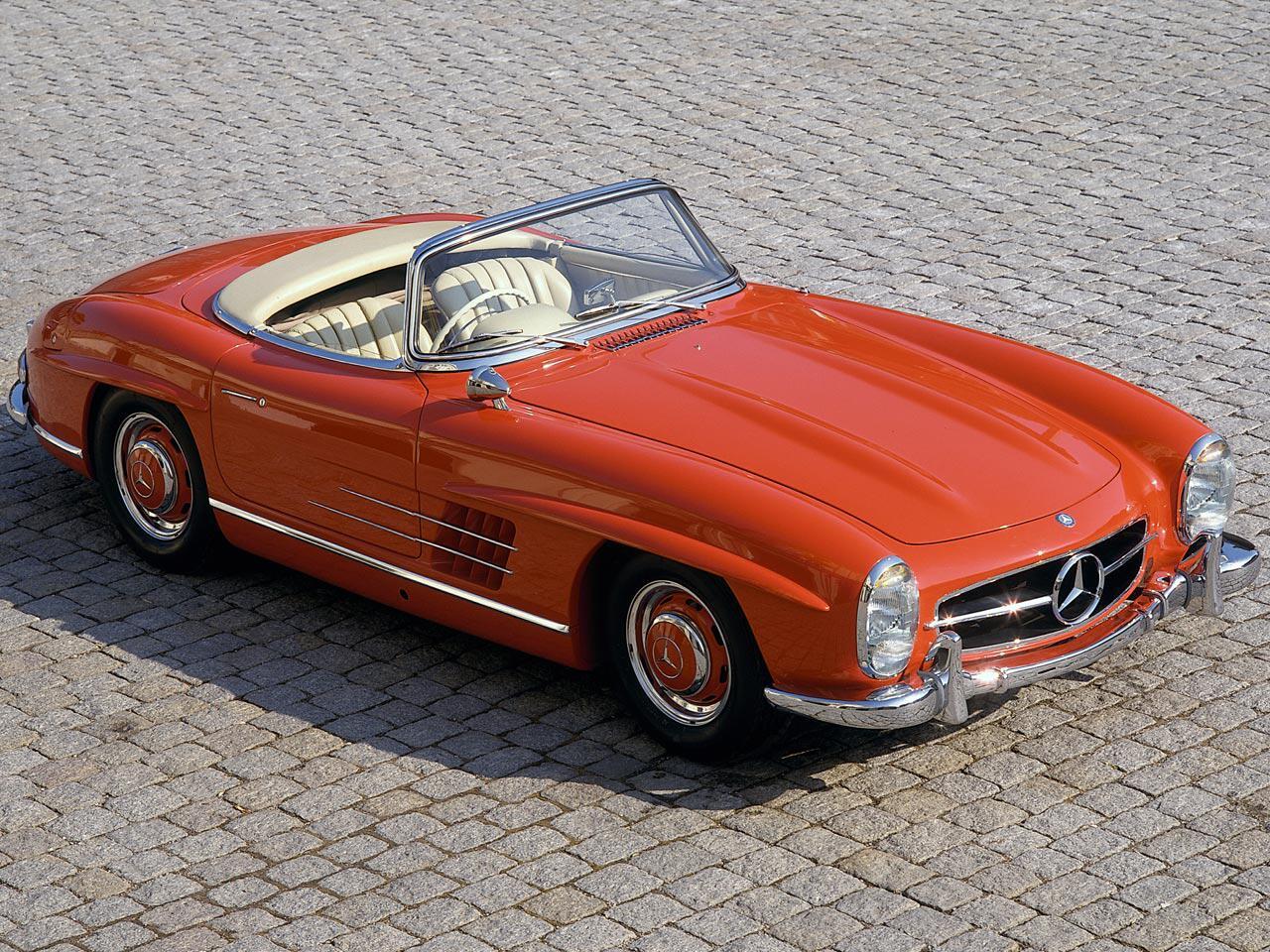 Bild zu Mercedes-Benz Typ 300 SL (W 198 II)