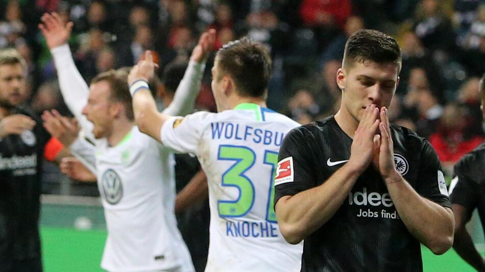 Eintracht Frankfurt - VfL Wolfsburg