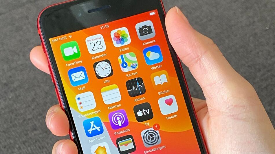 Ein Apfel für alle: Das neue iPhone SE im Praxistest