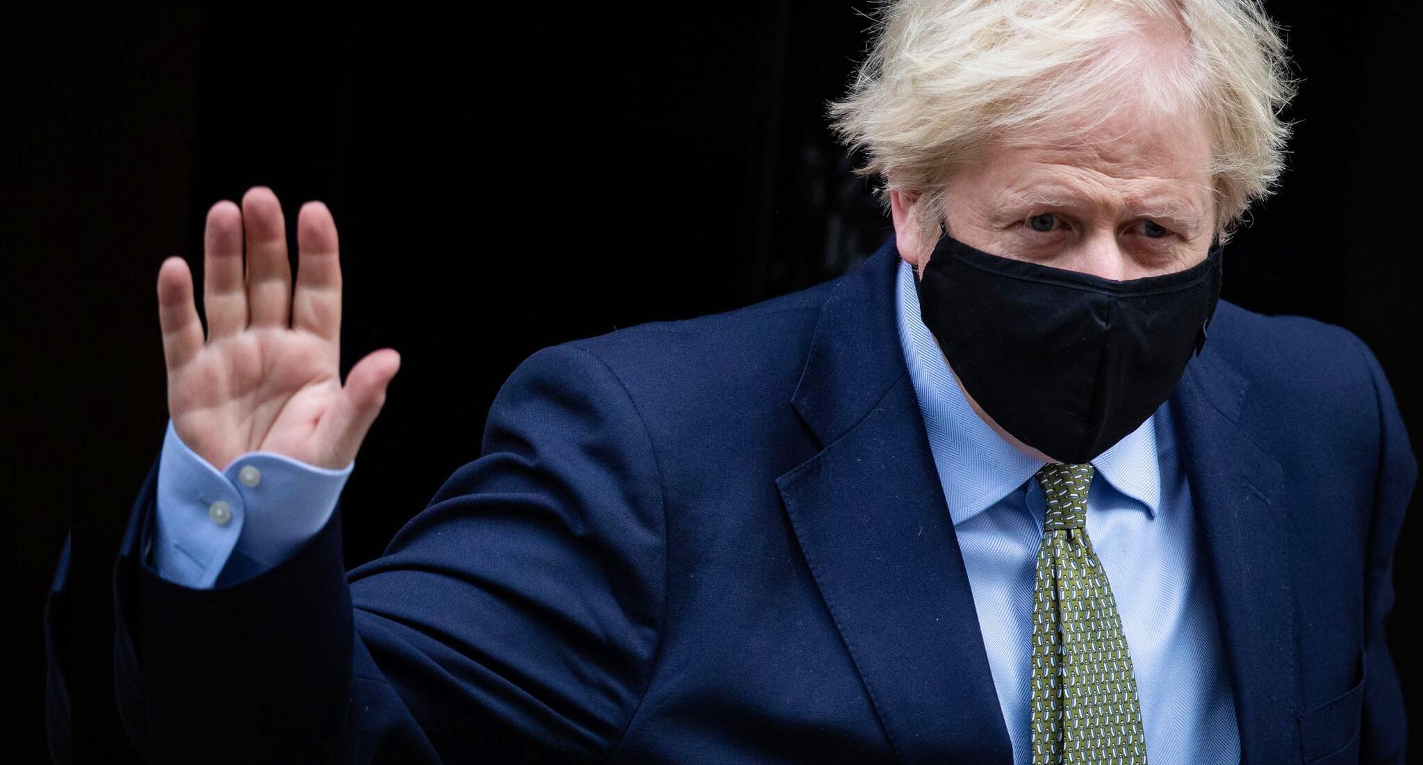 Bild zu Britischer Premierminister Johnson