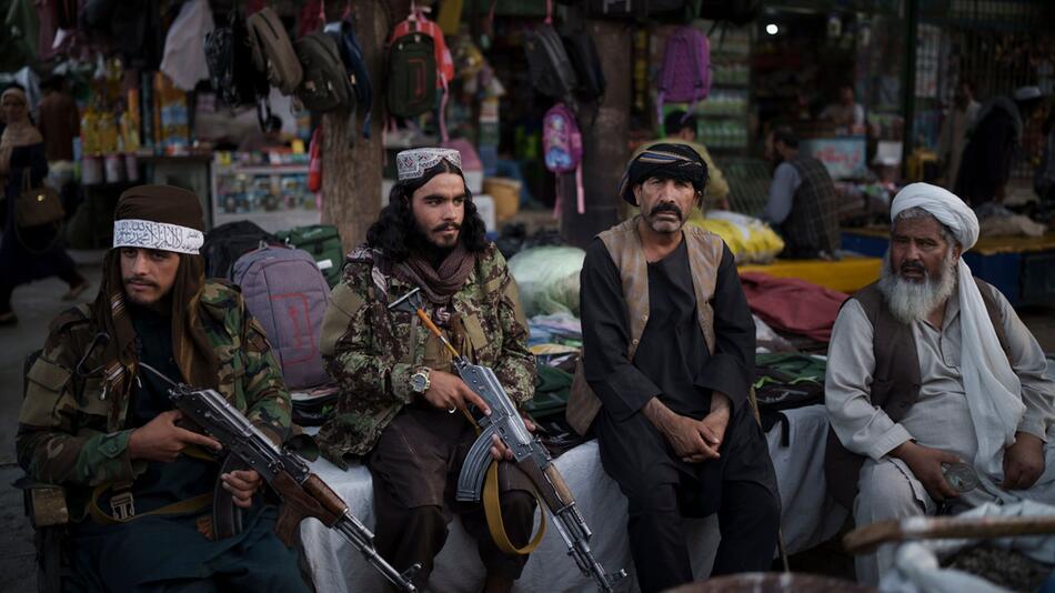 Konflikt in Afghanistan - Taliban