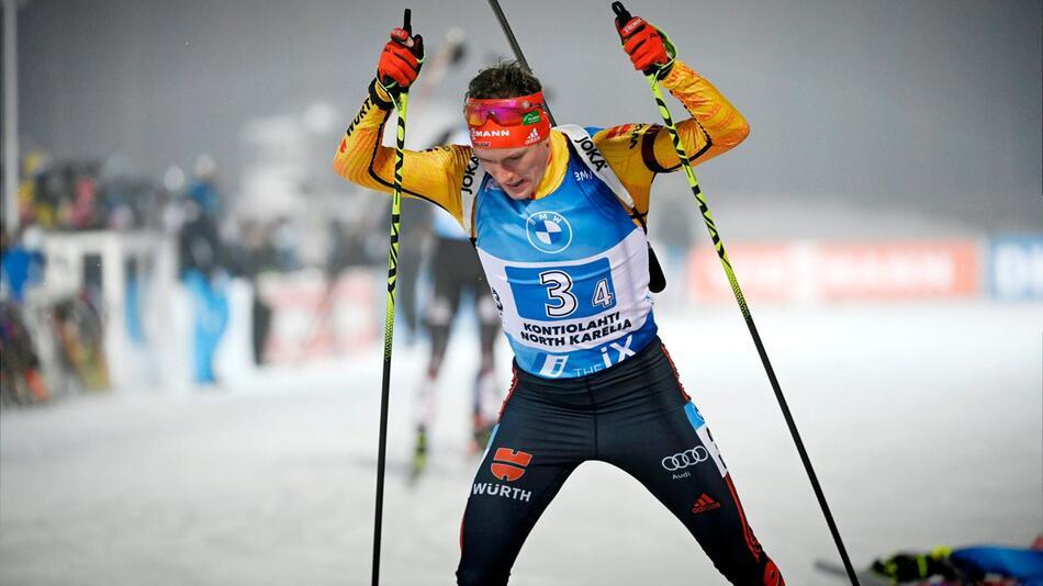 Biathlon-Weltcup in Finnland