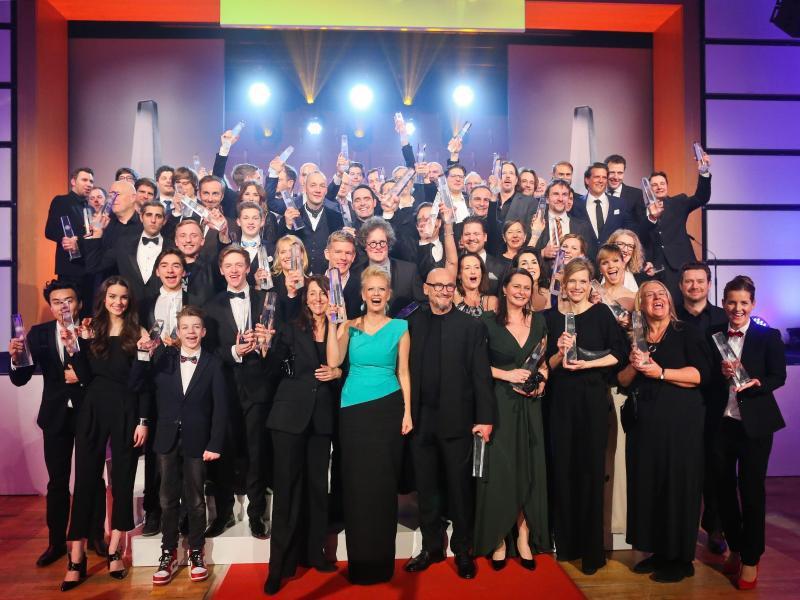 Bild zu Deutscher Fernsehpreis - Preisträger