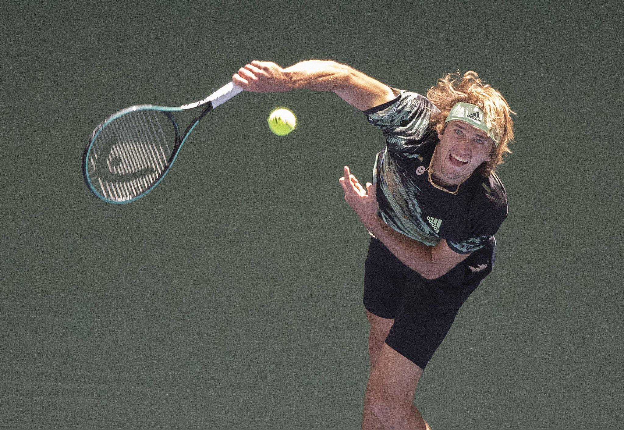 Bild zu US Open Tennis