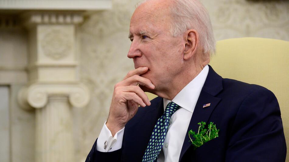 Joe Biden hat drei große Probleme zu lösen.
