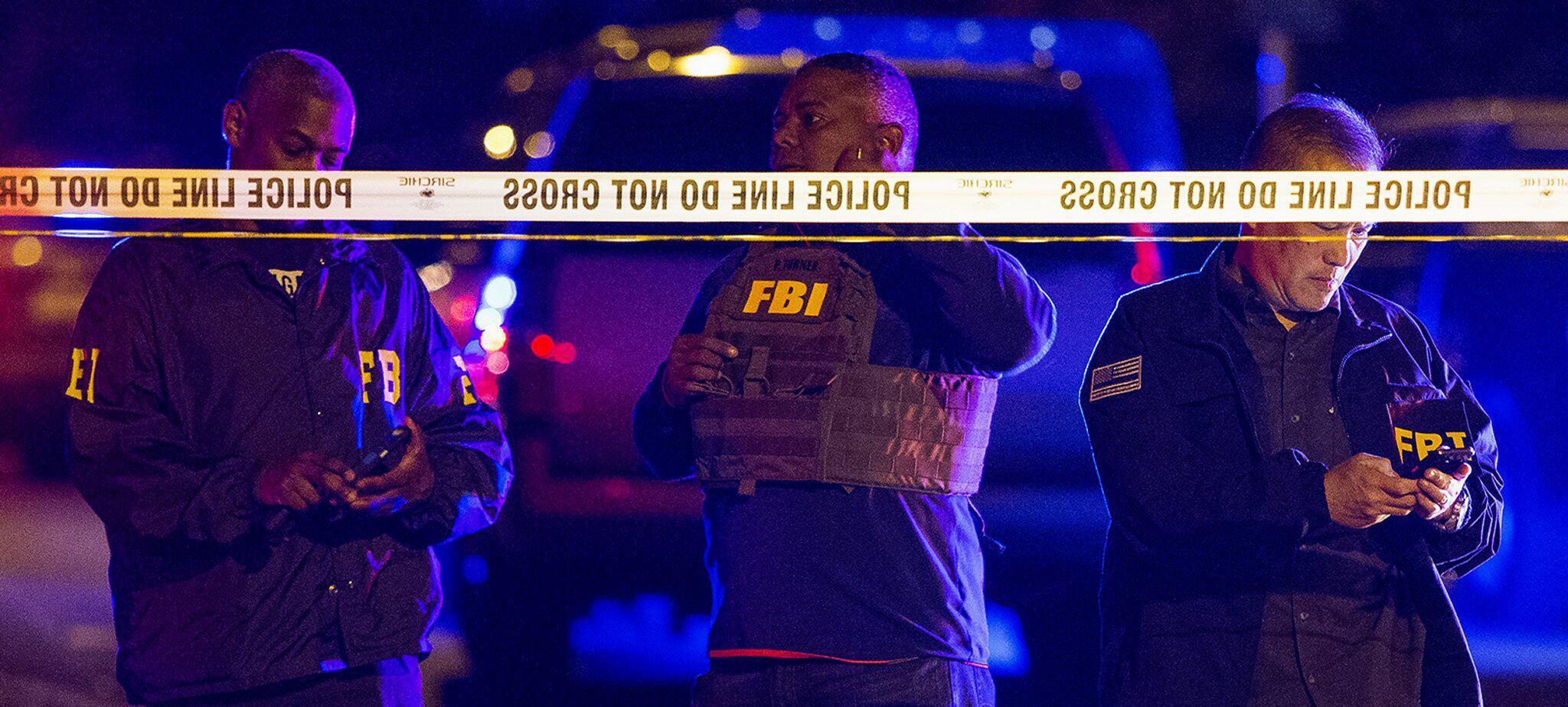 Bild zu Explosion in Austin