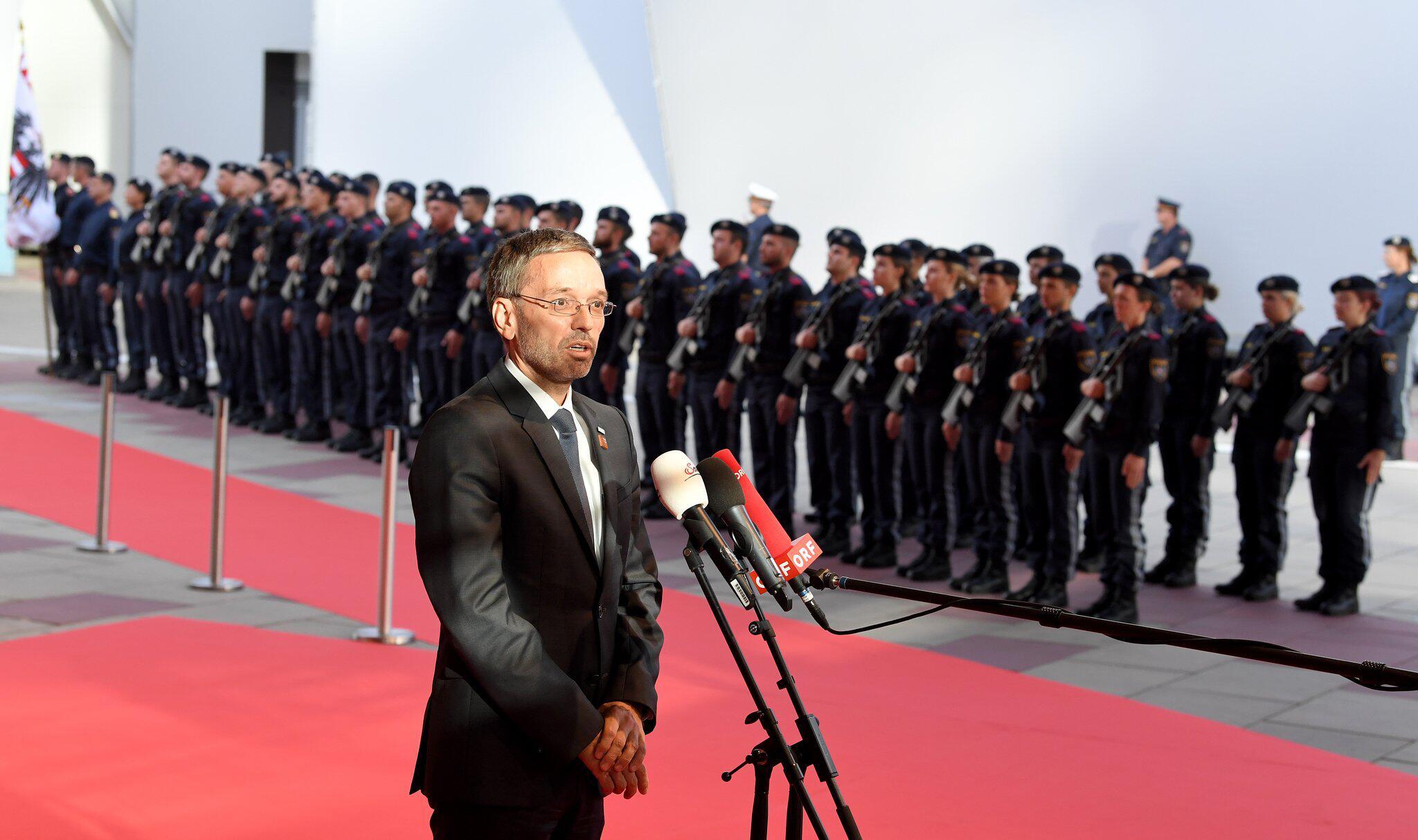 Bild zu EU-Innenminister-Konferenz in Wien