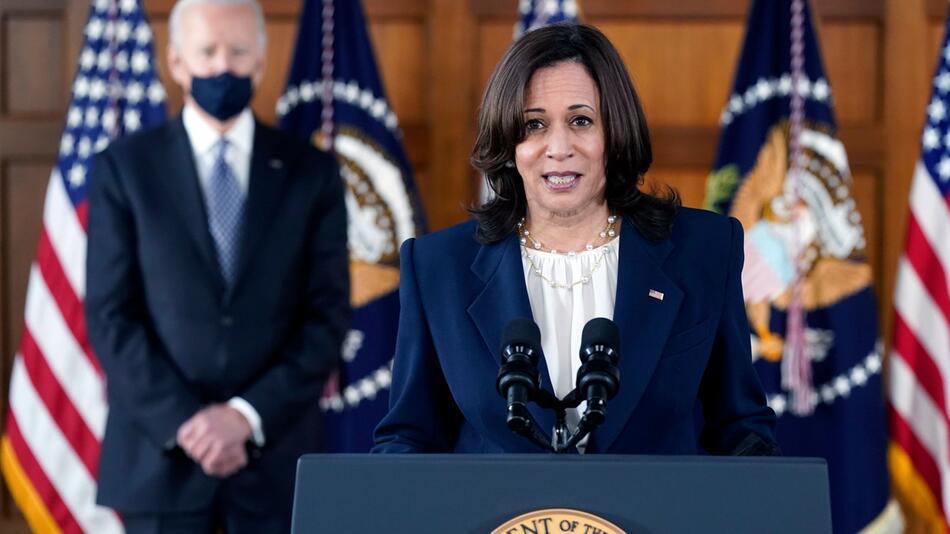 US-Vizepräsidentin Harris