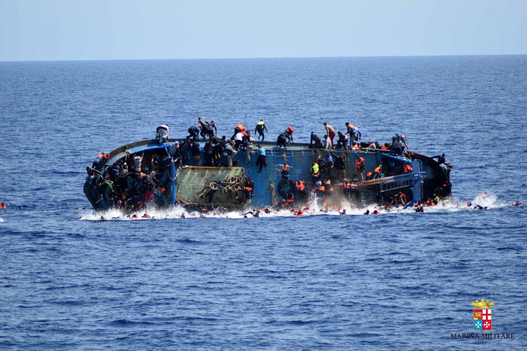Bild zu MINDS Global Spotlight - Menschenschmuggel