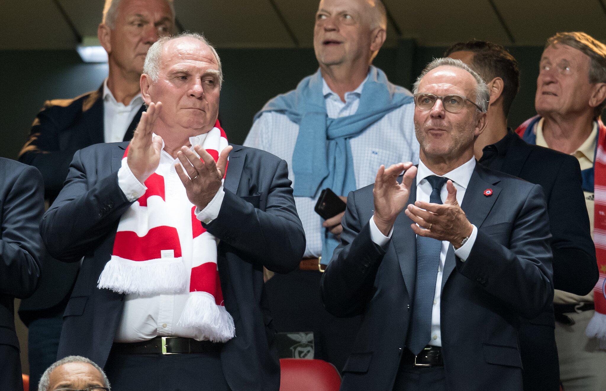 Bild zu Benfica Lisbon - Bavaria Munich