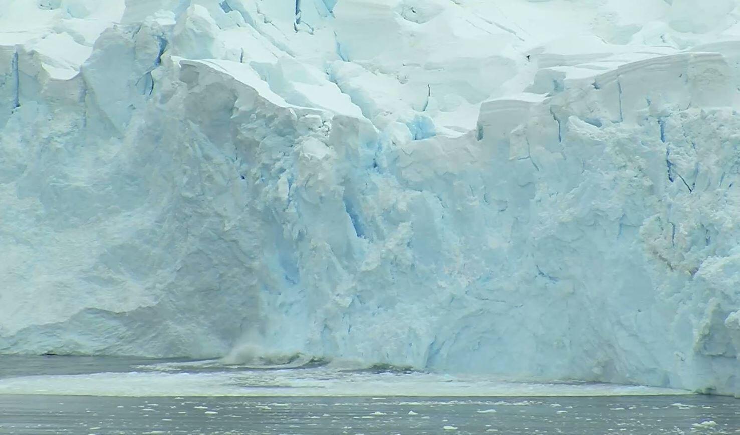 Bild zu Eisberg, Antarktis