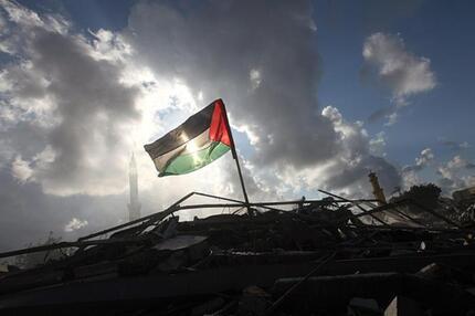 Palästinensische Fahne