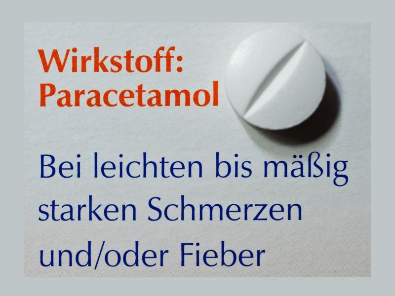 Bild zu Paracetamol