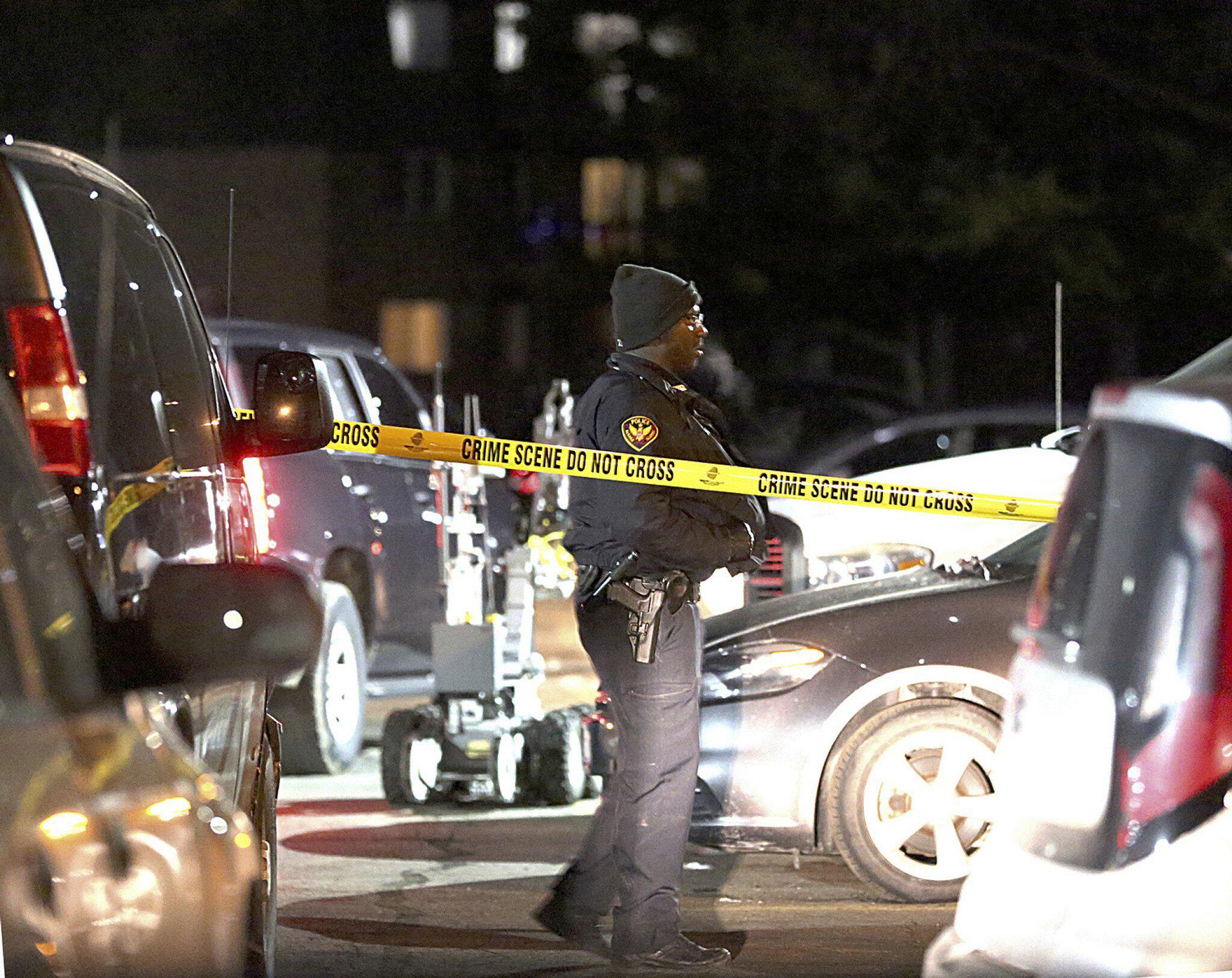 Bild zu Schütze eröffnet Feuer nahe Chicago
