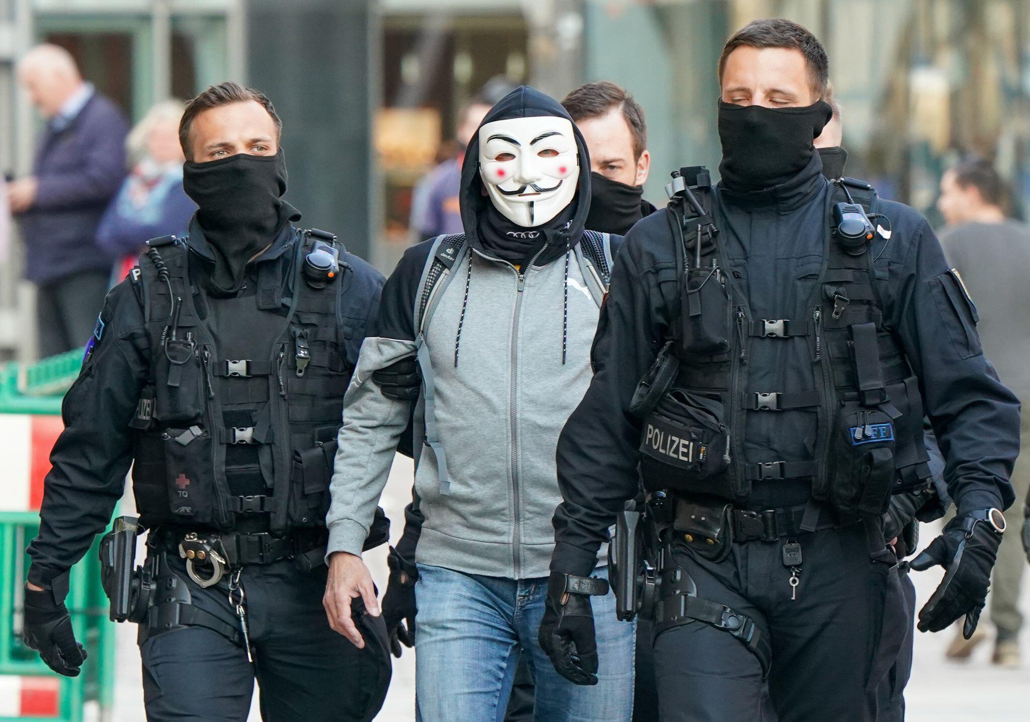 Bild zu Demonstrationsverbot für Pro Chemnitz