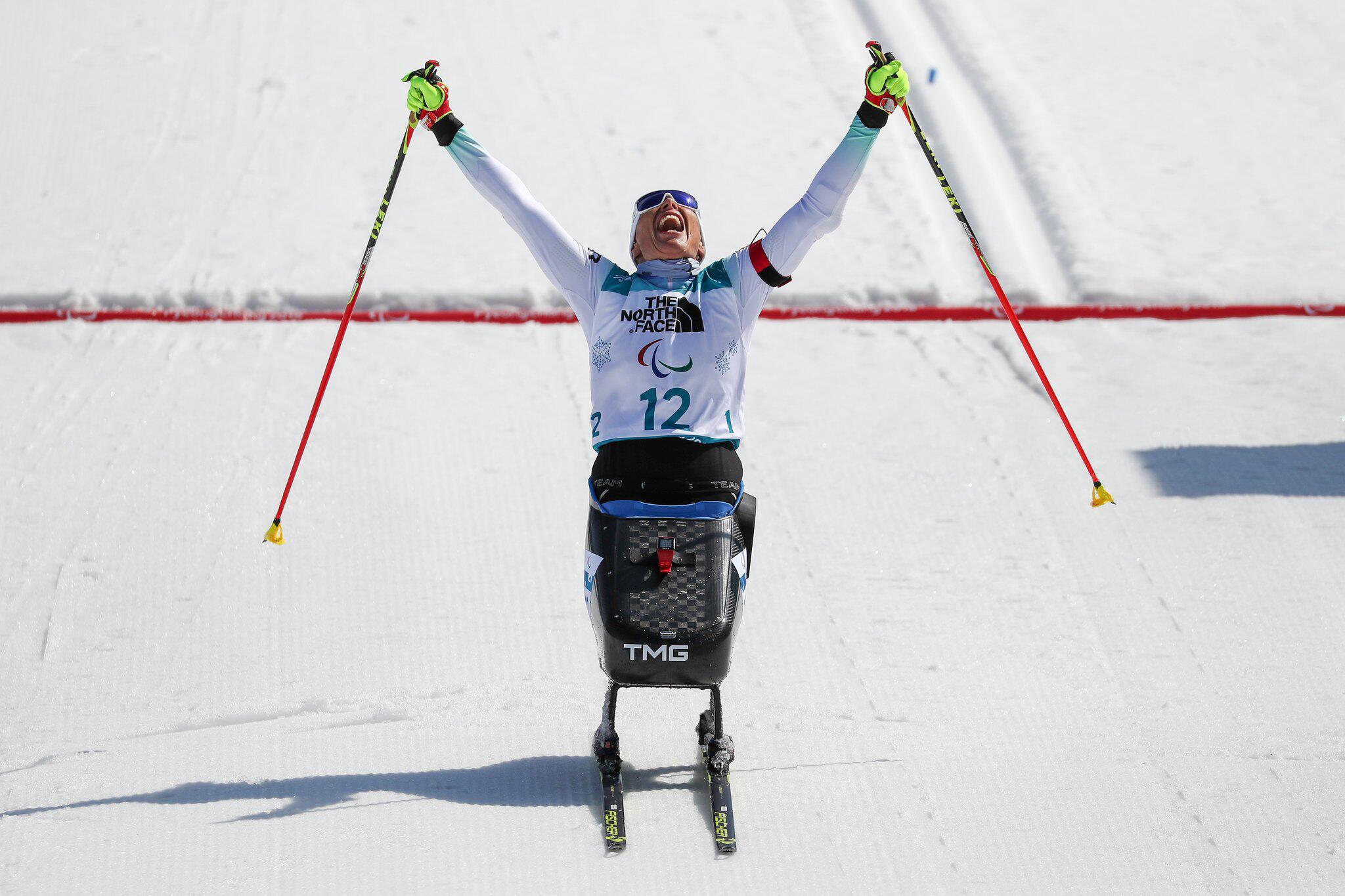 Bild zu Paralympics Pyeongchadüang 2018 - Biathlon