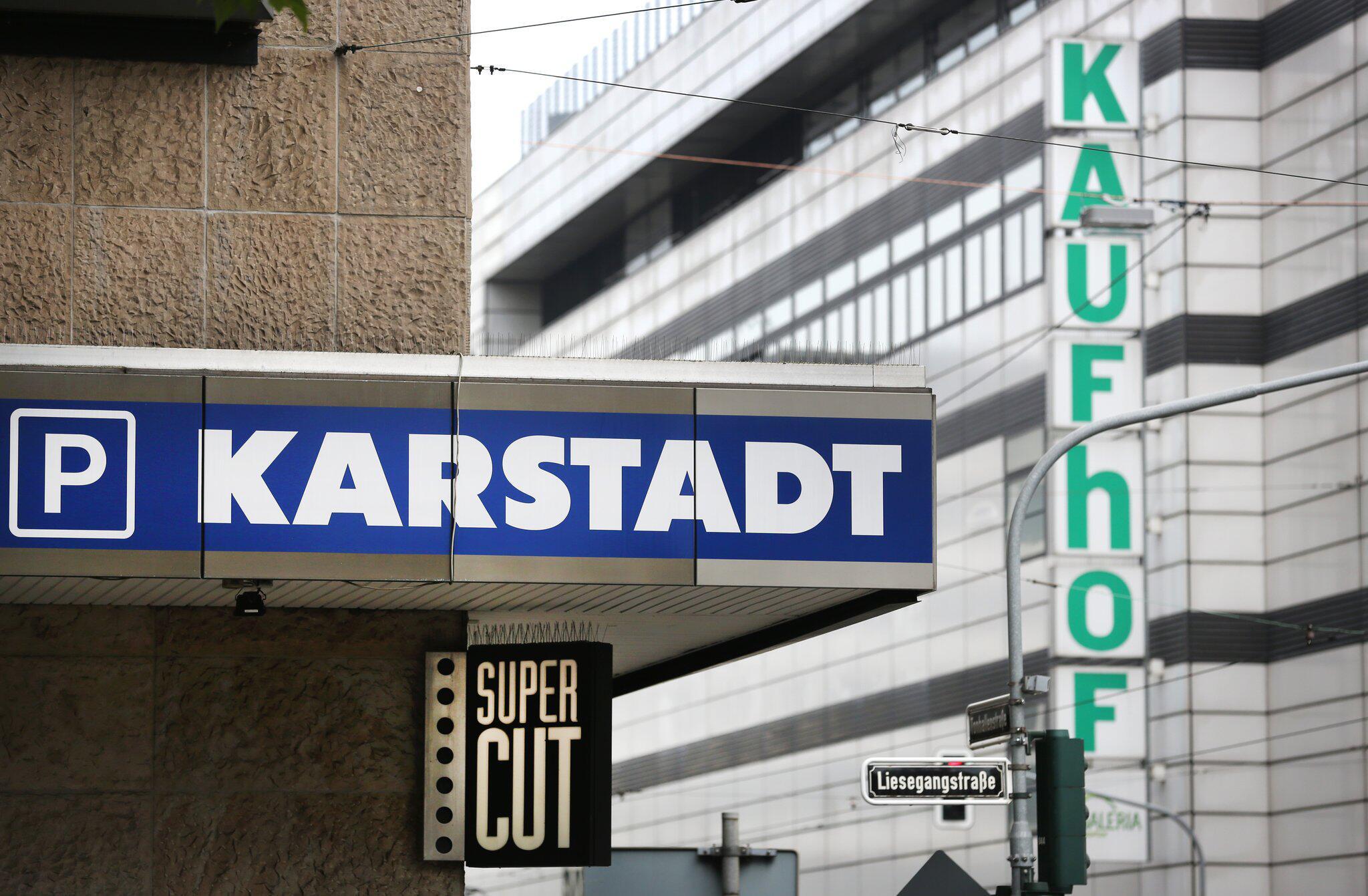 Bild zu Karstadt und Kaufhof
