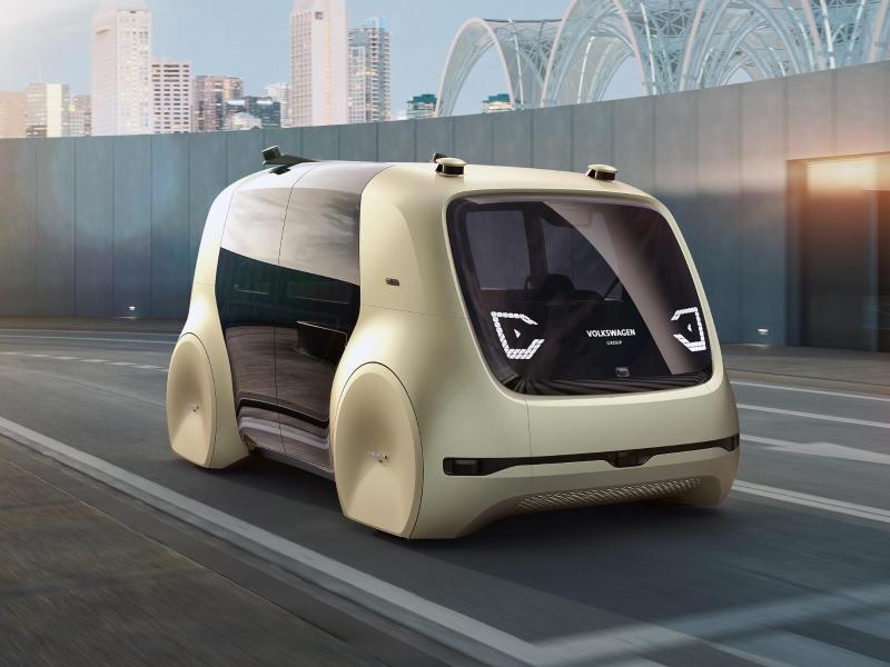 Bild zu VW Sedric