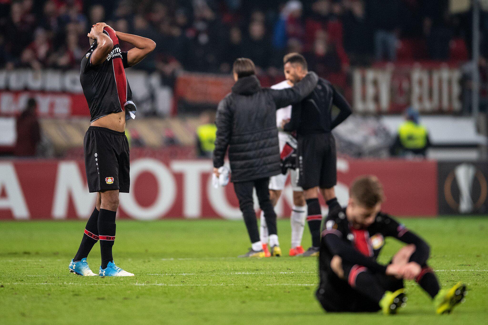 Bild zu Bayer Leverkusen - FK Krasnodar