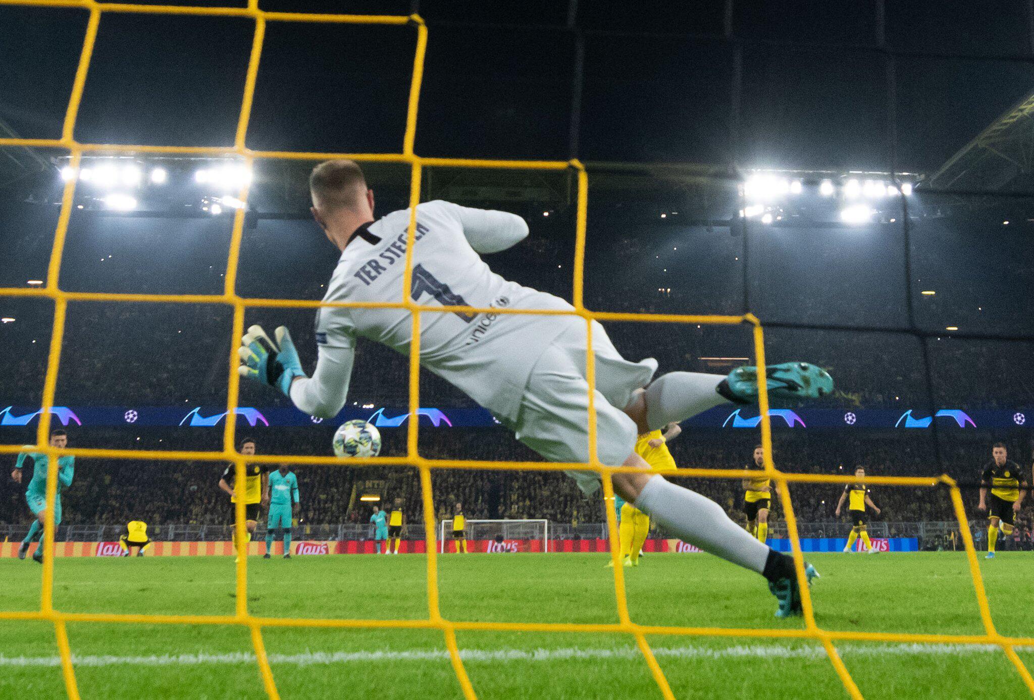 Bild zu Borussia Dortmund - FC Barcelona
