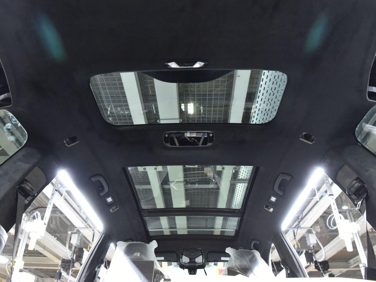 Bild zu Das Dach des X7