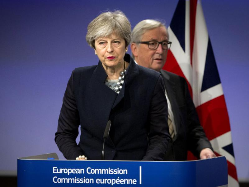 Bild zu Brexit-Verhandlungen
