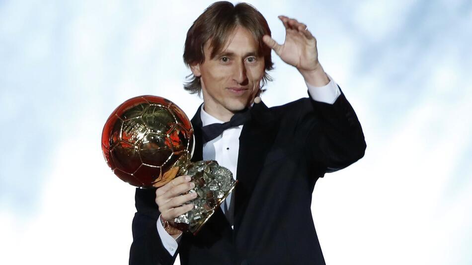 """""""Ballon d'Or"""" in Paris"""