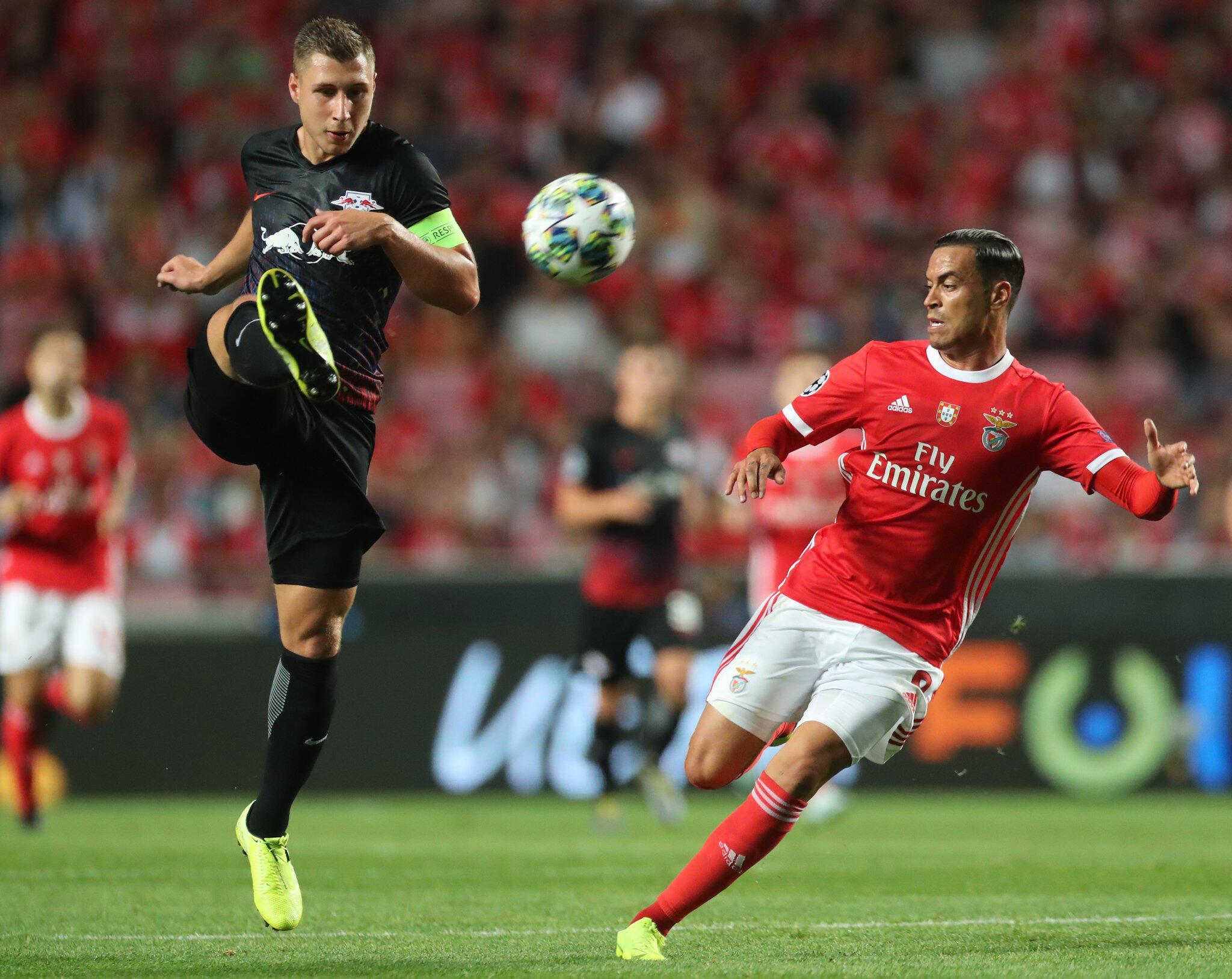 Bild zu Benfica Lissabon - RB Leipzig