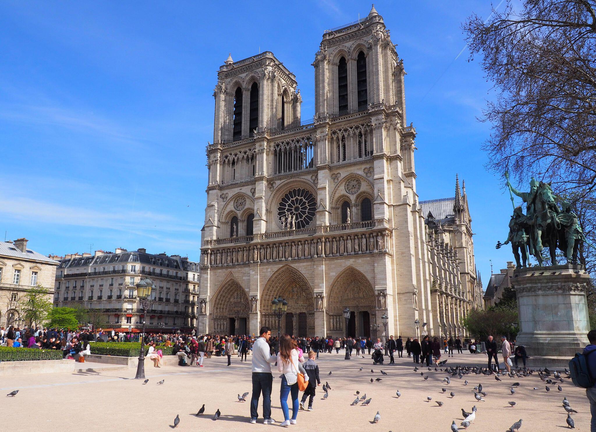 Bild zu Notre-Dame