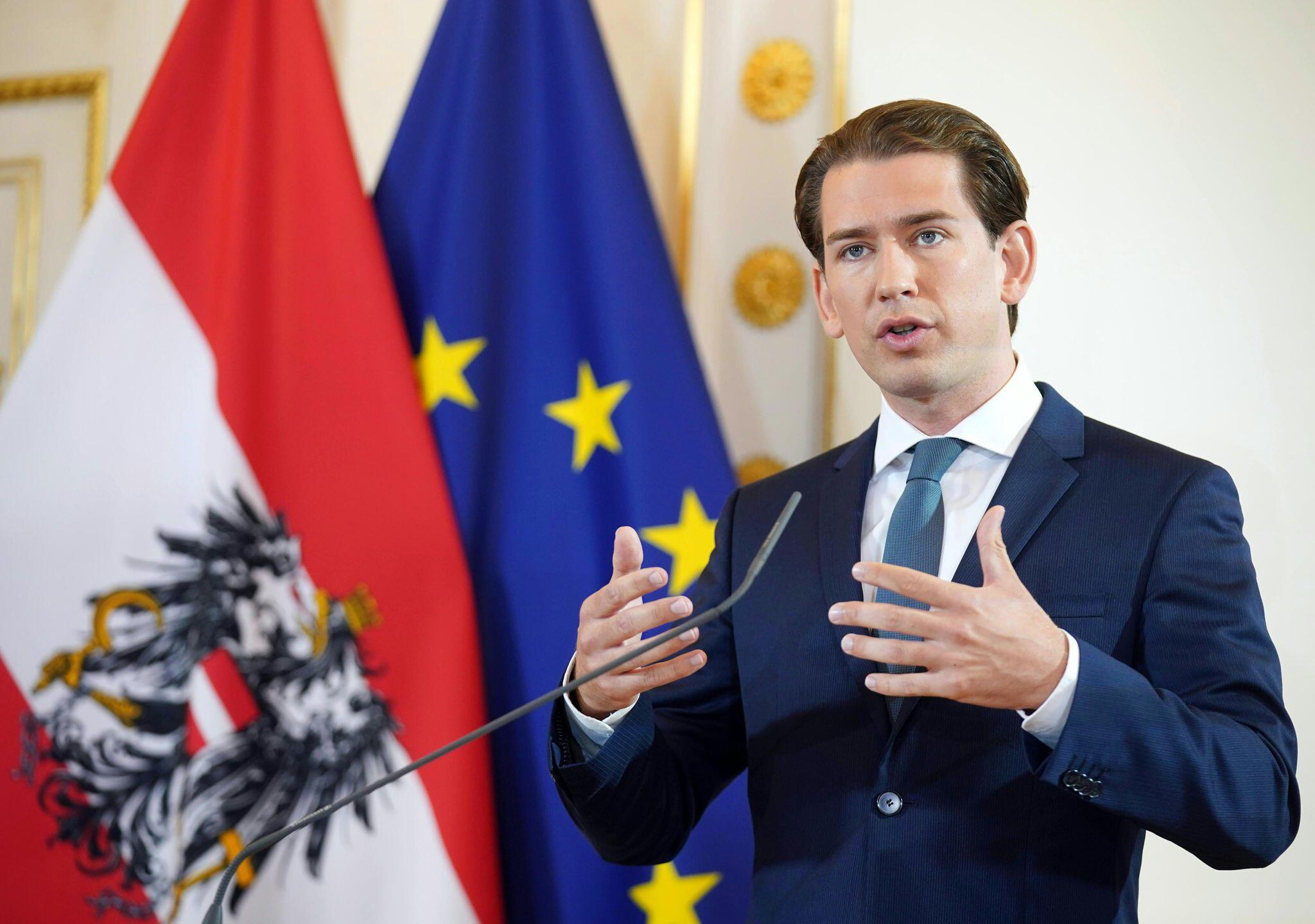 Bild zu Österreichs Kanzler verbreitet Hoffnung